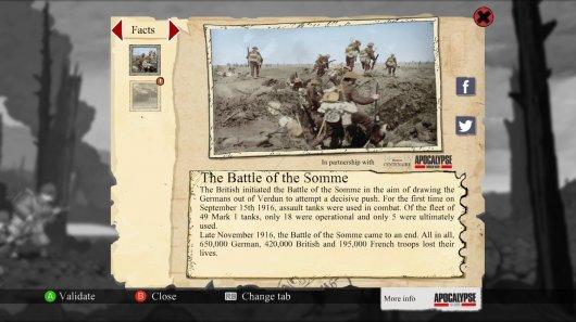 Screenshot for Valiant Hearts: The Great War 3
