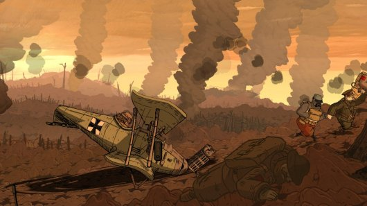 Screenshot for Valiant Hearts: The Great War 2
