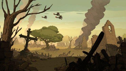 Screenshot for Valiant Hearts: The Great War 1