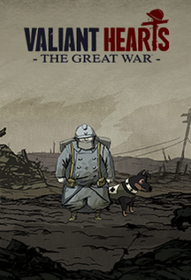 Valiant Hearts: The Great War Box Cover