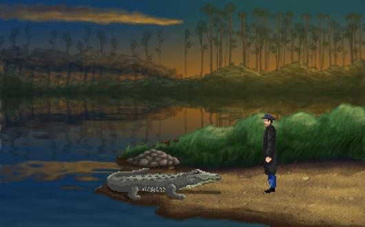 Screenshot for Golden Wake, A 4