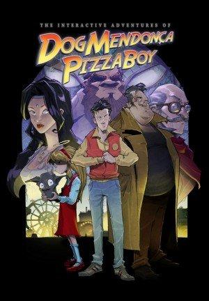 The Interactive Adventures of Dog Mendonça & Pizza Boy Box Cover