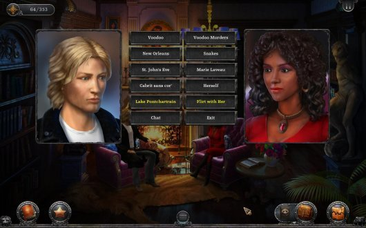 Screenshot for Gabriel Knight: Sins of the Fathers – 20th Anniversary Edition 4