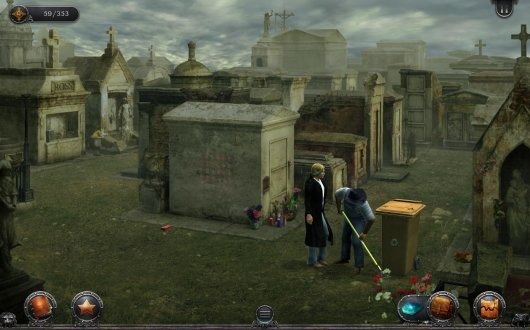 Screenshot for Gabriel Knight: Sins of the Fathers – 20th Anniversary Edition 3