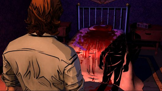 Screenshot for Wolf Among Us: Episode Two - Smoke & Mirrors, The 1