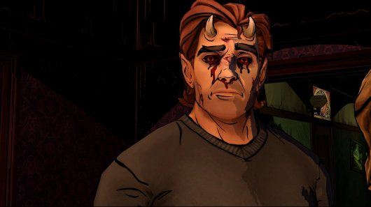 Screenshot for Wolf Among Us: Episode Two - Smoke & Mirrors, The 3