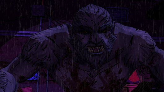 Screenshot for Wolf Among Us: Episode Three: A Crooked Mile, The 2