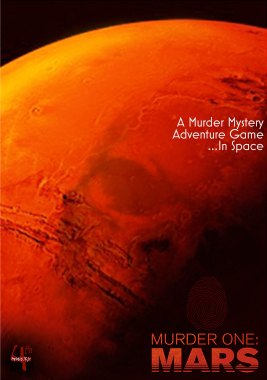 Murder One: Mars Box Cover