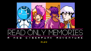 2064: Read Only Memories Screenshot #1