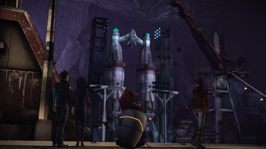 Screenshot for Tales from the Borderlands 16