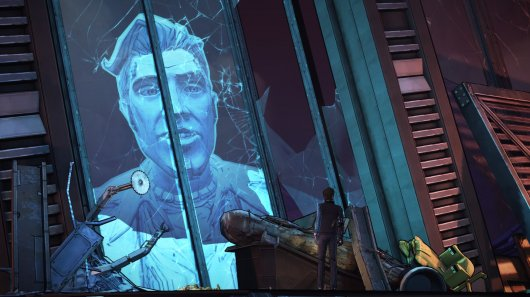 Screenshot for Tales from the Borderlands 8