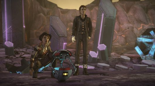Screenshot for Tales from the Borderlands 2