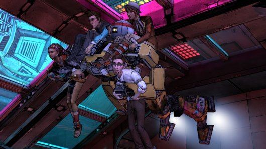 Screenshot for Tales from the Borderlands 18