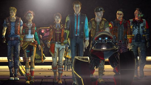Screenshot for Tales from the Borderlands 15