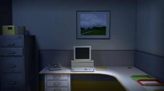 Screenshot for Stanley Parable, The 1