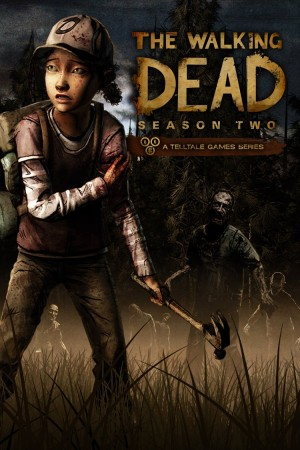 The Walking Dead: Season Two - Episode One: All That Remains Box Cover