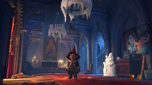 Screenshot for Book of Unwritten Tales 2, The 4