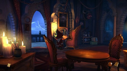 Screenshot for Book of Unwritten Tales 2, The 3