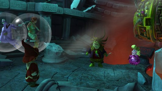Screenshot for Book of Unwritten Tales 2, The 1