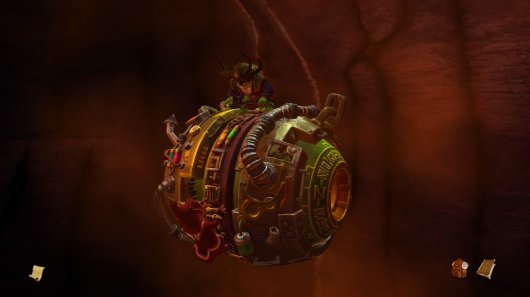 Screenshot for Book of Unwritten Tales 2, The 2