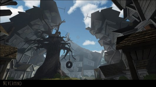 Screenshot for Nevermind 3