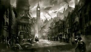 Blackmore's Bane: A Steampunk Adventure Game Box Cover