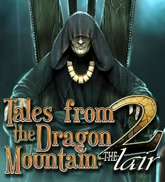 Tales from the Dragon Mountain 2: The Lair Box Cover