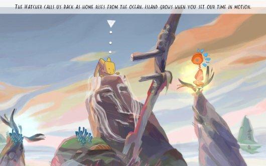 Screenshot for Shrug Island: The Meeting 2