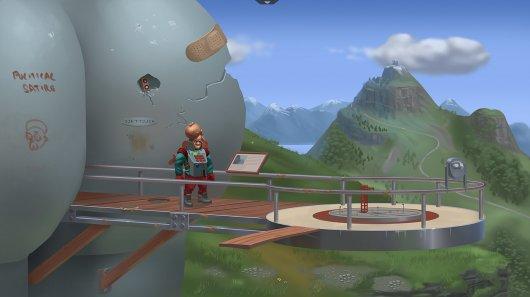 Screenshot for Paradigm 2