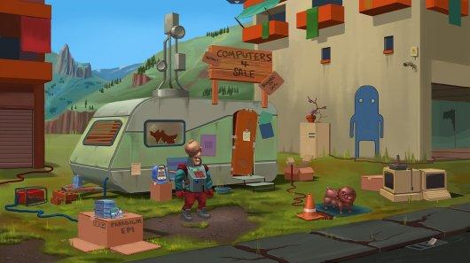 Screenshot for Paradigm 1