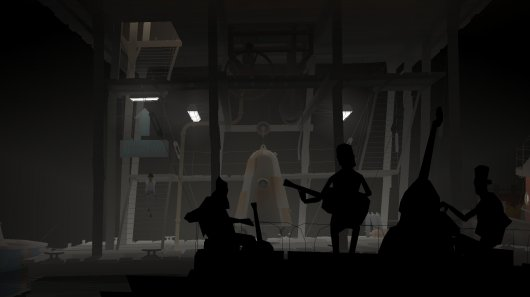 Screenshot for Kentucky Route Zero: Act IV 3