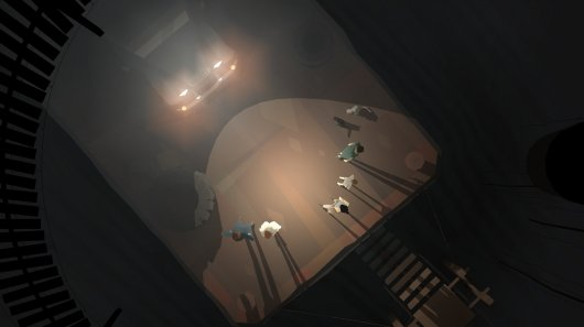 Screenshot for Kentucky Route Zero: Act IV 1