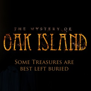 The Mystery of Oak Island Box Cover
