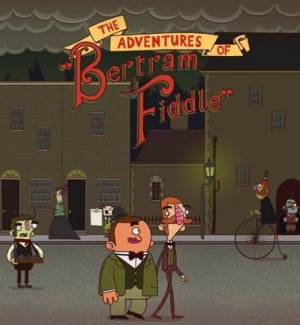 The Adventures of Bertram Fiddle: Episode 1 - A Dreadly Business Box Cover