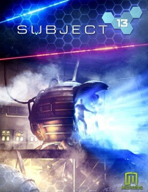 Subject 13 Box Cover