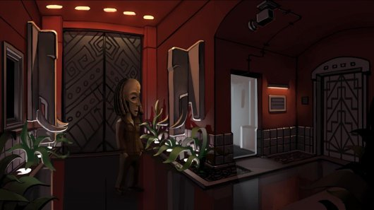 Screenshot for Journey Down: Chapter Two, The 2