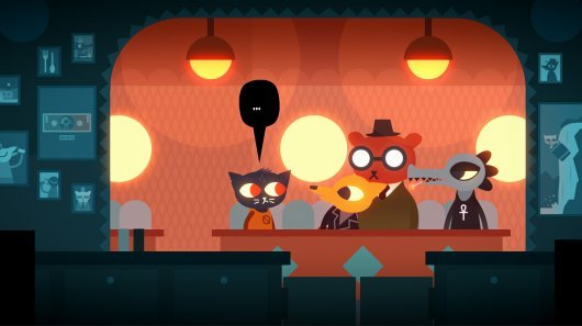 Screenshot for Night in the Woods 5