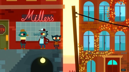 Screenshot for Night in the Woods 3