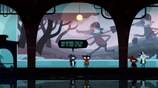 Screenshot for Night in the Woods 1