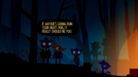 Screenshot for Night in the Woods 2