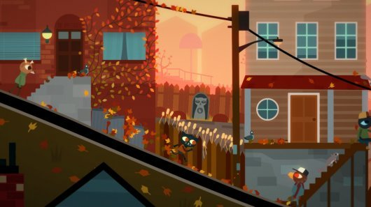 Screenshot for Night in the Woods 6
