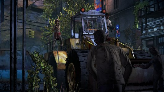 Screenshot for Walking Dead: A New Frontier, The 4