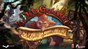Duke Grabowski Box Cover