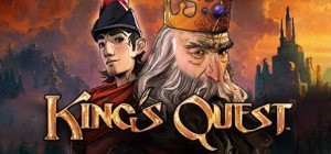 King's Quest (2015/2016) Box Cover