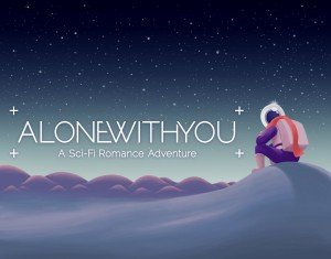 Alone With You Box Cover