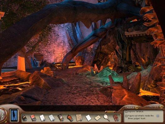 Screenshot for Nancy Drew: Labyrinth of Lies 1