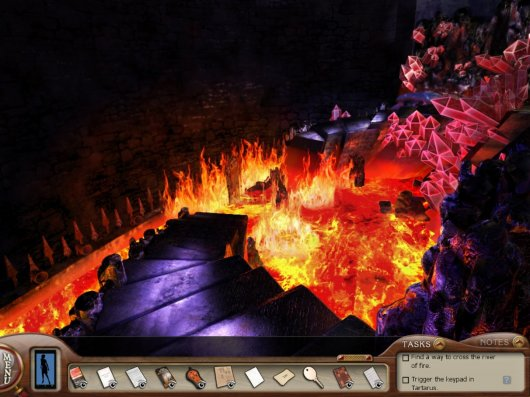 Screenshot for Nancy Drew: Labyrinth of Lies 2