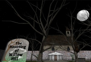 The Haunting of Willow Hill Box Cover