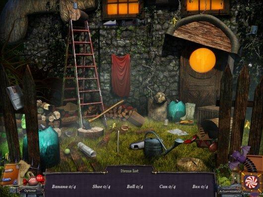 Screenshot for Evil Pumpkin: The Lost Halloween 6
