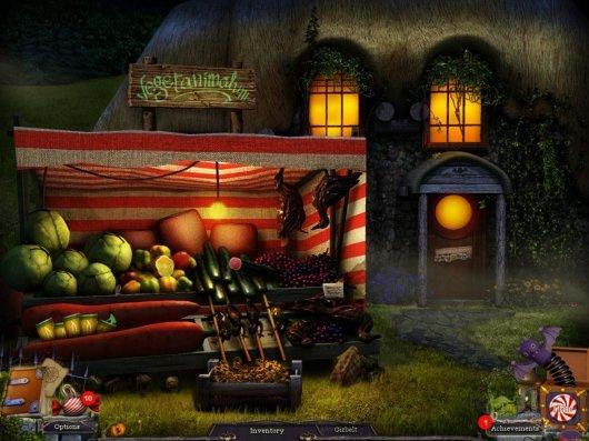 Screenshot for Evil Pumpkin: The Lost Halloween 5